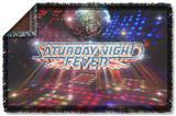 Saturday Night Fever - Dance Floor Woven Throw Throw Blanket