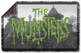 Munsters - Logo Woven Throw Throw Blanket