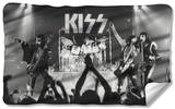 KISS - Staged Fleece Blanket Fleece Blanket