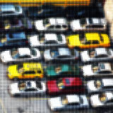 Pixels Print Series Photographic Print by Philippe Hugonnard