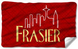 Frasier - Logo Fleece Blanket Fleece Blanket