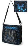 The Ramones - Band Photo Messenger Bag Speciale tassen