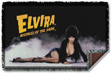 Elvira - Louning Mistress Woven Throw Throw Blanket