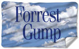 Forrest Gump - Feather Fleece Blanket Fleece Blanket