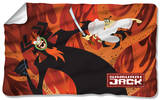 Samurai Jack - Epic Battle Fleece Blanket Fleece Blanket