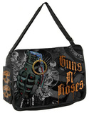 Guns N' Roses - Grenade Messenger Bag Bolsas, productos especiales
