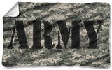 Army - Camo Fleece Blanket Fleece Blanket