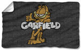Garfield - Retro Fleece Blanket Fleece Blanket