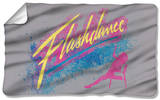 Flashdance - Drop Fleece Blanket Fleece Blanket