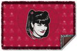 NCIS - Abby Heart Woven Throw Throw Blanket