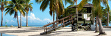 Life Guard Station - Miami Beach - Florida Papier Photo par Philippe Hugonnard
