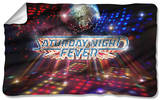 Saturday Night Fever - Dance Floor Fleece Blanket Fleece Blanket