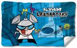 Dexters Lab - Lab Fleece Blanket Fleece Blanket