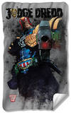 Judge Dredd - Last Words Fleece Blanket Fleece Blanket