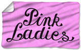 Grease - Pink Ladies Fleece Blanket Fleece Blanket