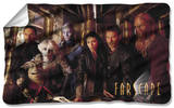 Farscape - Crew Fleece Blanket Fleece Blanket