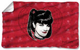 NCIS - Abby Heart Fleece Blanket Fleece Blanket