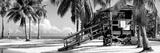 Life Guard Station - Miami Beach - Florida Fotodruck von Philippe Hugonnard
