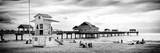 Life Guard Station - Florida Beach Photographic Print by Philippe Hugonnard