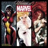 Women of Marvel - 2016 Calendar Calendars