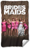 Bridesmaids - Poster Fleece Blanket Fleece Blanket