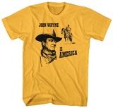 John Wayne - America T-Shirt