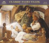 Scott Gustafson- Classic Fairy Tales - 2016 Calendar Calendars