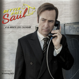Better Call Saul - 2016 Calendar Calendars