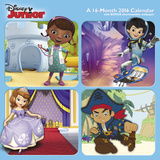 Disney Junior - 2016 Calendar Calendars