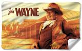 John Wayne - Old West Fleece Blanket Fleece Blanket
