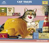 Charles Wysocki - Cat Tales - 2016 Calendar Calendars