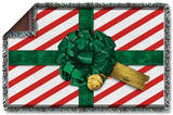 Polar Express - Present Woven Throw Throw Blanket