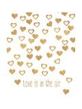 Amor en los cielos Lámina giclée premium por Miyo Amori