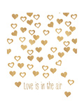 Love Is in the Air Premium Giclee Print by Miyo Amori