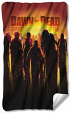 Dawn Of The Dead - Dead Fleece Blanket Fleece Blanket