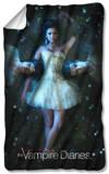 Vampire Diaries - Why Choose Fleece Blanket Fleece Blanket