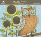 Debbie Mumm - Owls & Friends - 2016 Calendar Calendriers