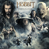 The Hobbit Motion Picture Trilogy - 2016 Calendar Calendars