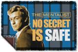 The Mentalist - No Secrets Woven Throw Throw Blanket