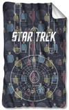 Star Trek - Enterprise Crew Fleece Blanket Fleece Blanket
