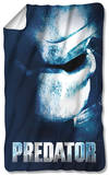 Predator - Mask Fleece Blanket Fleece Blanket