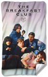 Breakfast Club - Poster Fleece Blanket Fleece Blanket