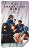 Breakfast Club - Poster Fleece Blanket Fleece Blanket