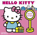 Hello Kitty  - 2016 Mini Calendar Calendars