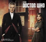 Doctor Who - 2016 Mini Calendar Calendars