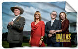 Dallas - Cast Fleece Blanket Fleece Blanket