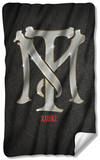Scarface - Monogram Fleece Blanket Fleece Blanket