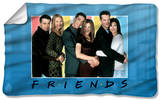 Friends - Skyline Fleece Blanket Fleece Blanket