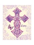 God's Love Premium Giclee Print by Bella Dos Santos