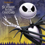 The Nightmare Before Christmas - 2016 Calendar Calendars